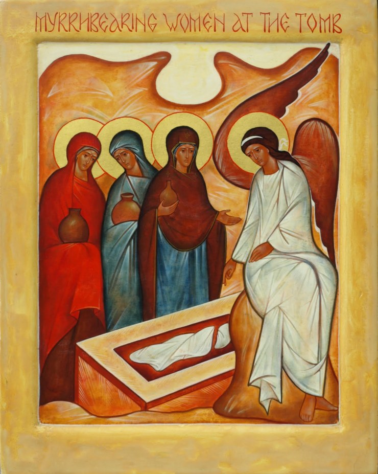 Icon of Myrrhbearers