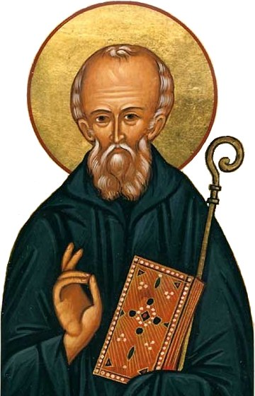 Saint Columba, Enlightener of Scotland