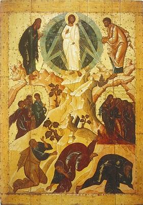The Transfiguration, Spaso Preobrazhensky Monastery, Yaroslavl, ca 1516