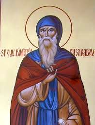Saint Demetrius of Basarabov in Romania