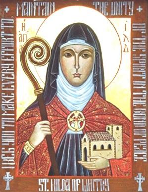 Saint Hilda of Whitby