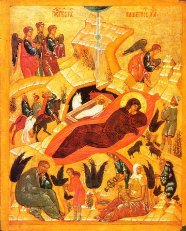 Nativity-icon-Russian