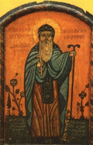 Saint Makarios the Great of Egypt