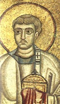 Saint Laurence of Rome