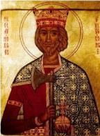 Saint Olaf Icon