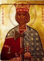 Saint Olaf Icon